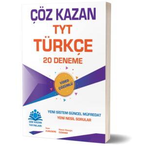tyt türkçe deneme video çözümlü