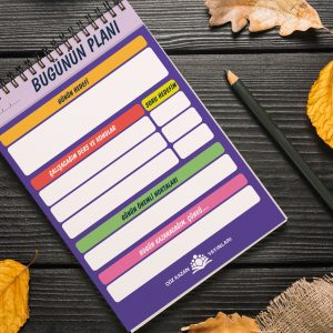 günlük planlayıcı