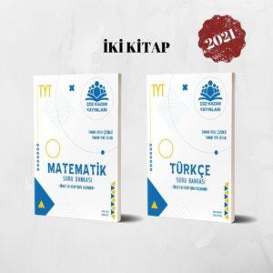 tyt matematik ve tyt türkçe soru bankası
