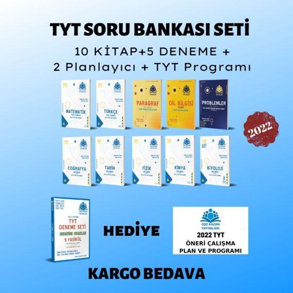 TYT Soru Bankası Seti